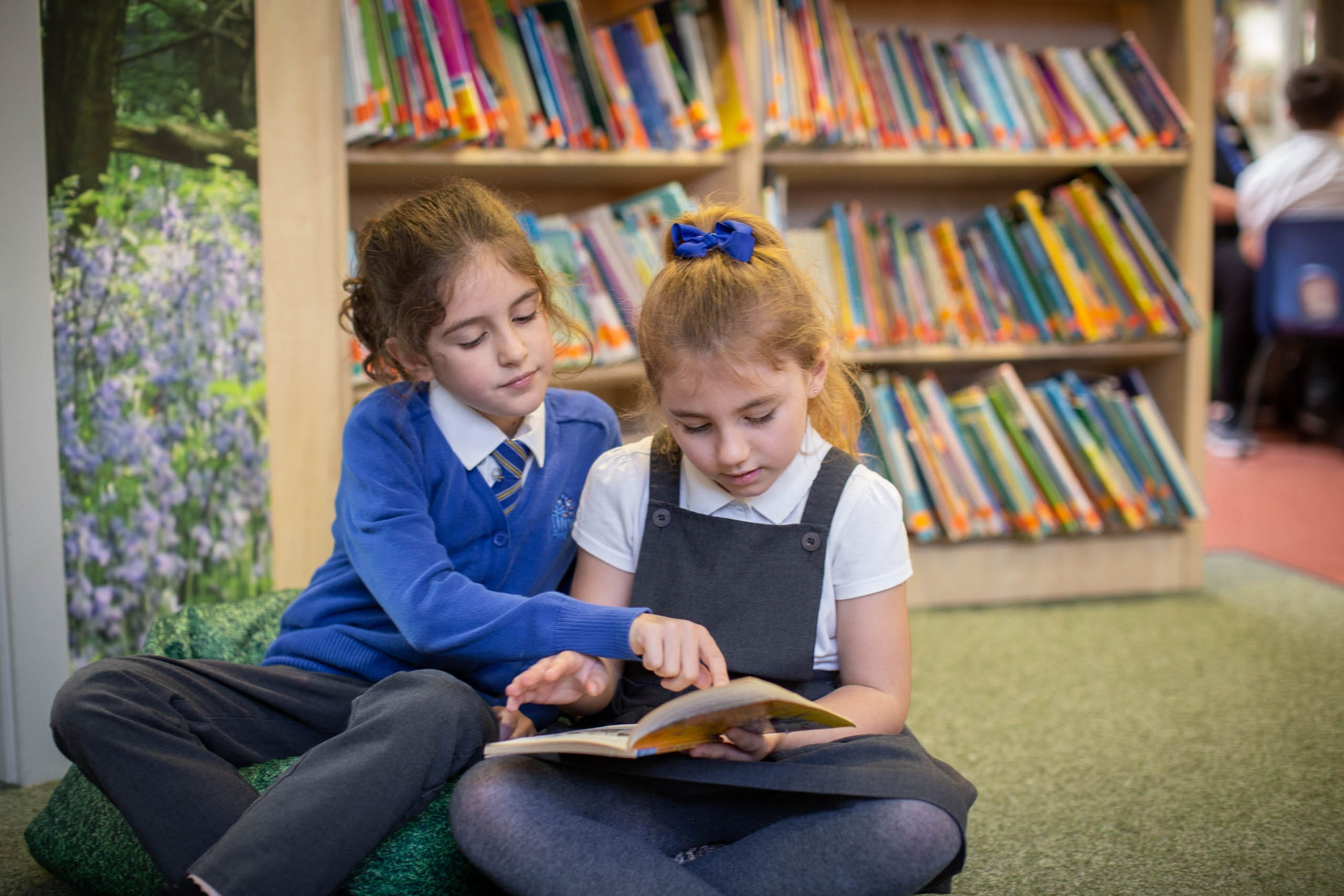 How to support your child's reading