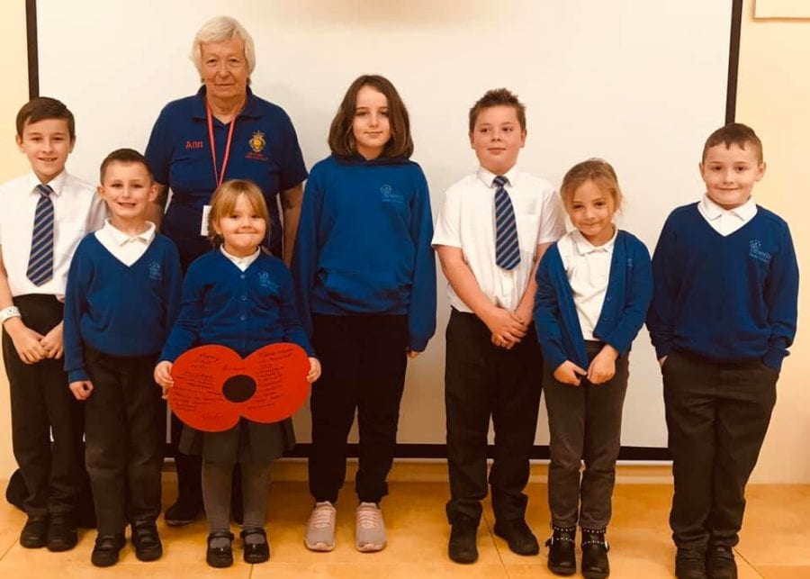 Learning about the Poppy Appeal