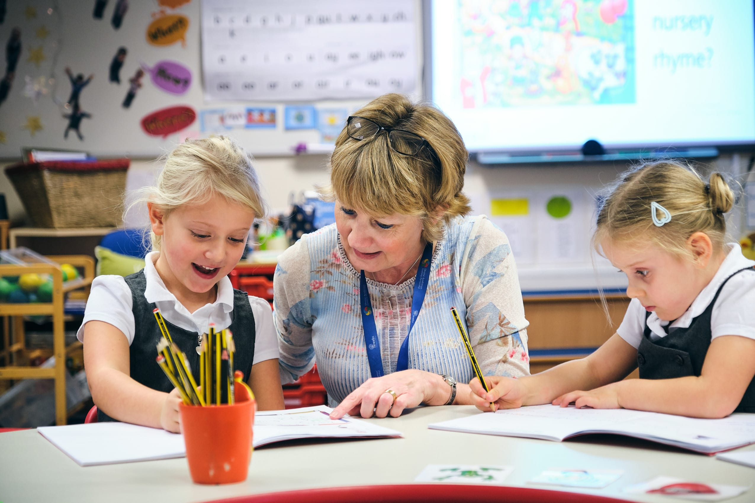 Apply to Thrumpton Primary Academy Thrumpton Primary
